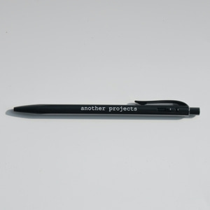 another projects pen (black)